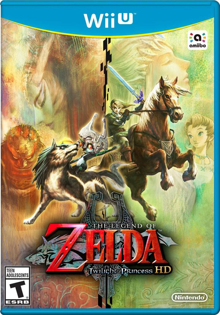 The Legends of Zelda: Twilight Princess HD