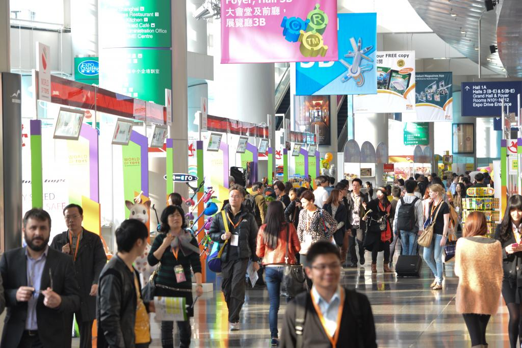 World of Toys Pavilion Hongkong Besucher