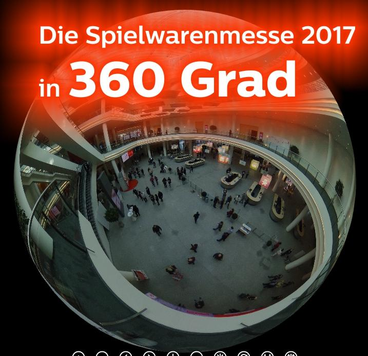 Die Messe in 360 Grad