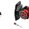 LEGO Star Wars First Order TIE Fighter™ Microfighter