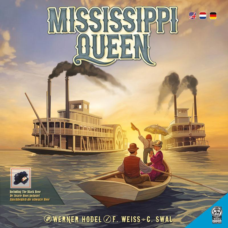 Missisippi Queen - Box