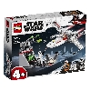 75235 LEGO Star Wars X Wing Starfighter™ Trench Run Packung