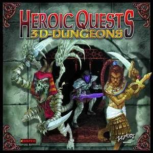 Heroic Quests 3D-Dungeons