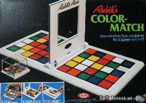 Rubiks Color-Match