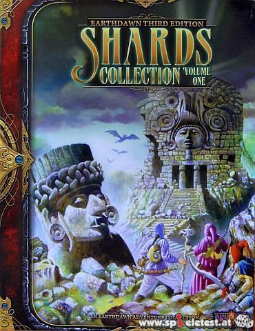 Earthdawn Third Edition Shards Collection Volume One