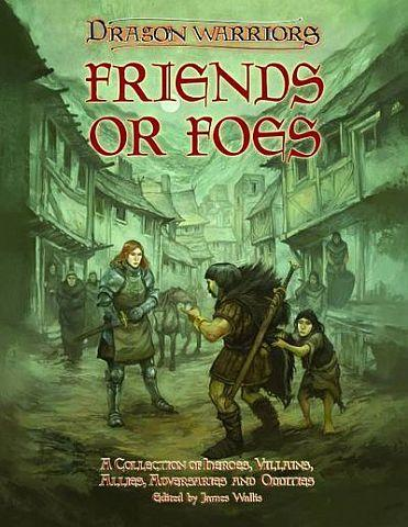 Dragon Warriors - Friends or Foes