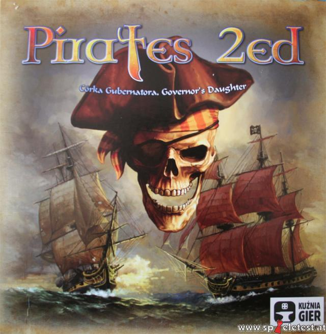 Pirates 2ed - Governor's Daughter