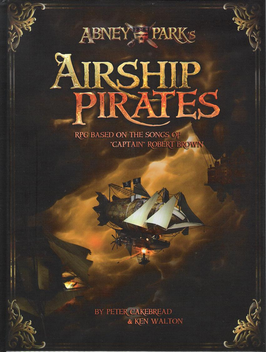 Abney Park's Airship Pirates