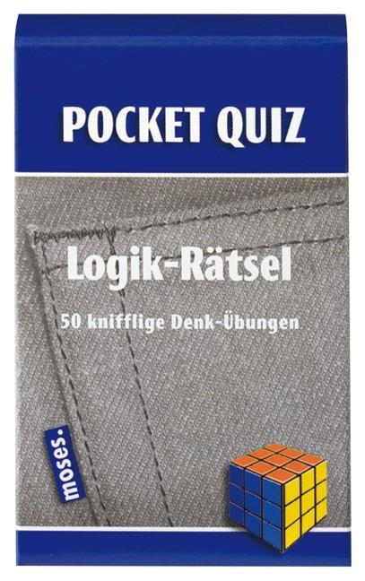 Pocket Quiz Logik-Rätsel