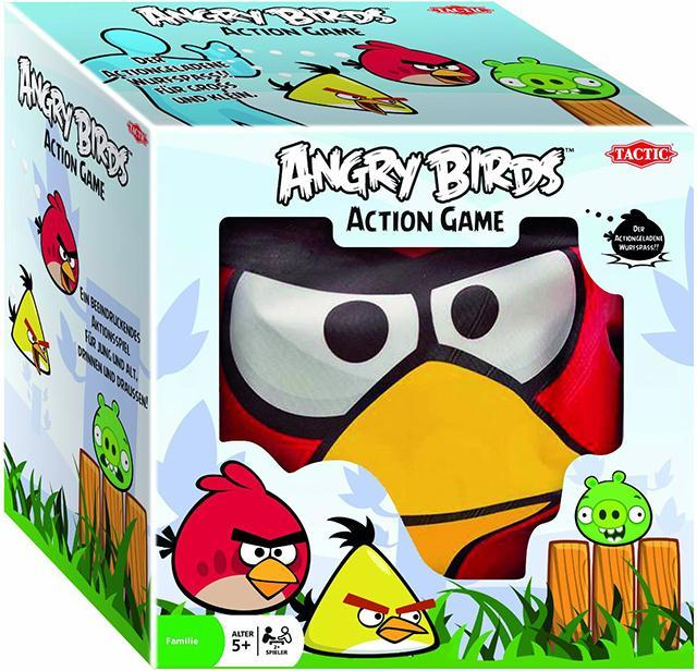 Angry Birds - Action Game