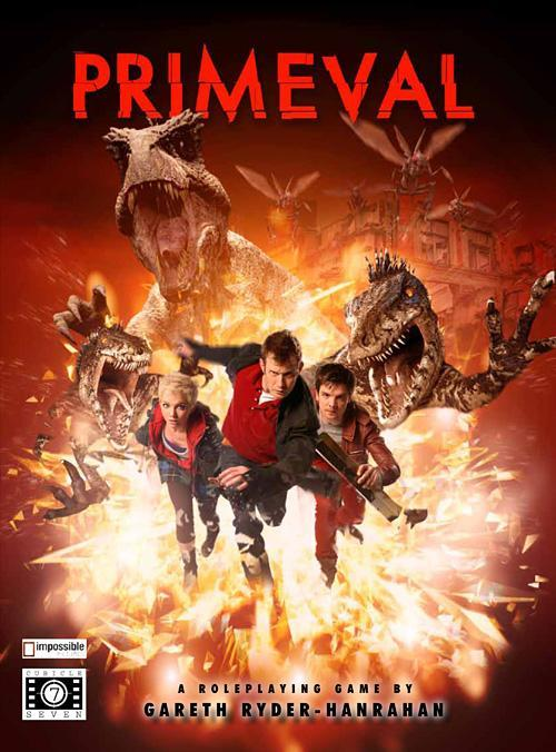 Primeval Roleplaying Game