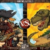 Pirates vs. Dinosaurs