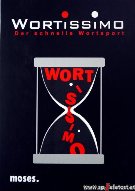 Wortissimo Cover