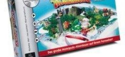 Monopoly Trauminsel DVD