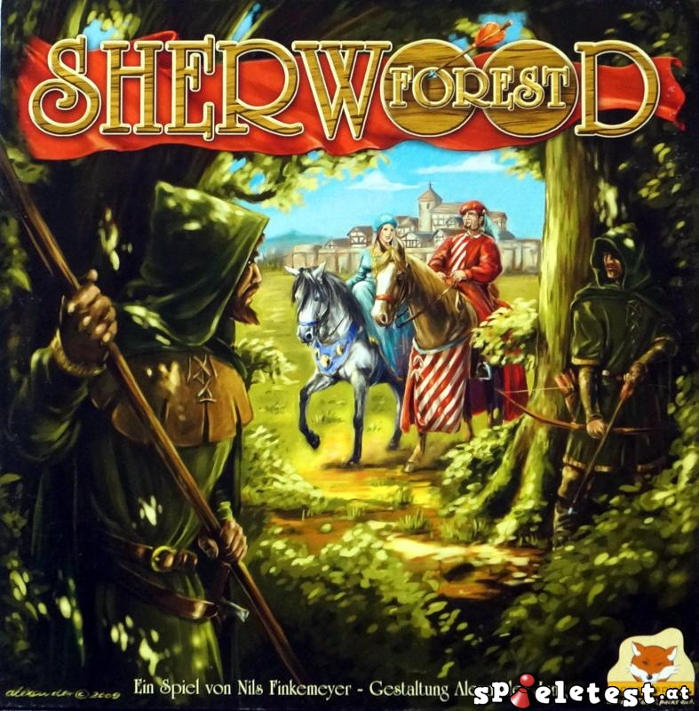 Sherwood Forest Cover