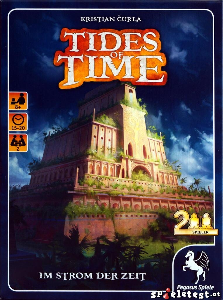 Tides of Time Cover