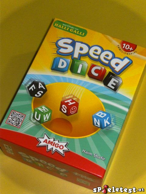 SPEED Dice 1