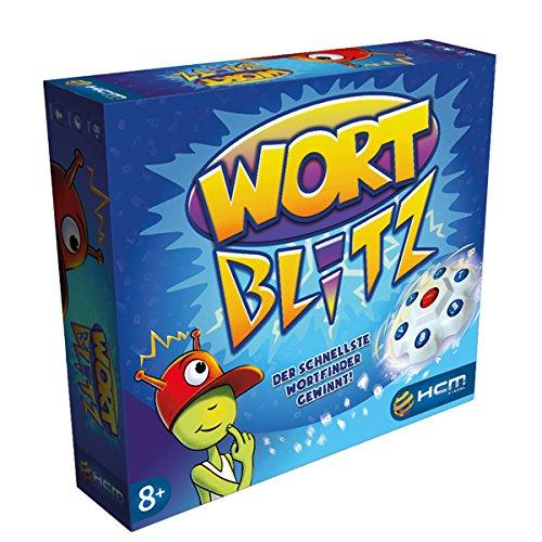 Wortblitz Cover