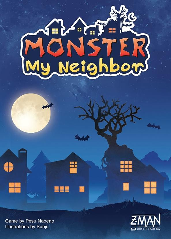 Monster My Neighbour 01