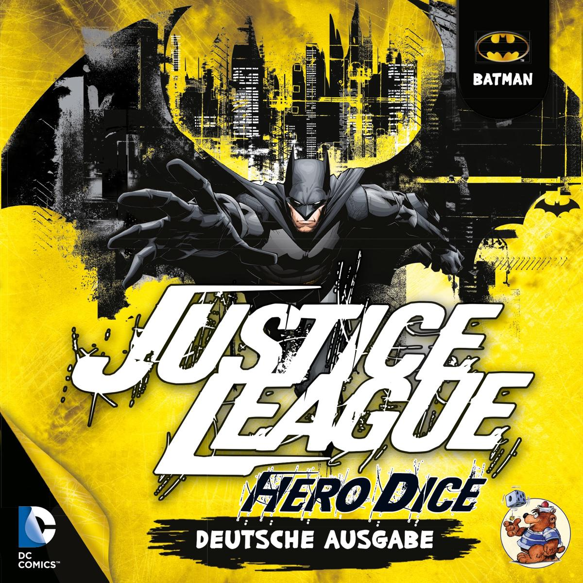 Justice League Batman 1