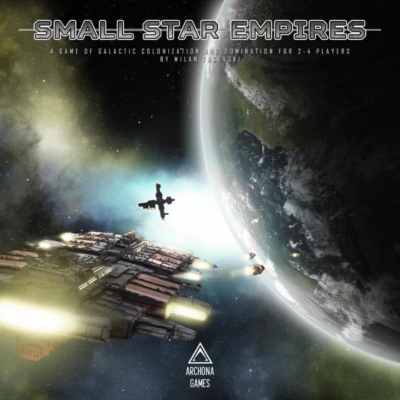 Small Star Empires Cover