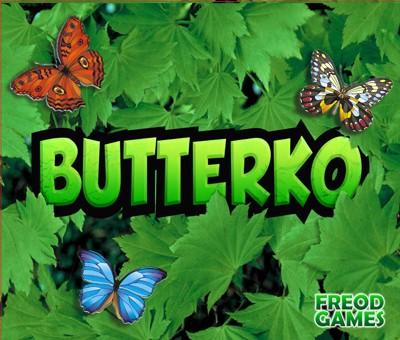 Butterko front cover