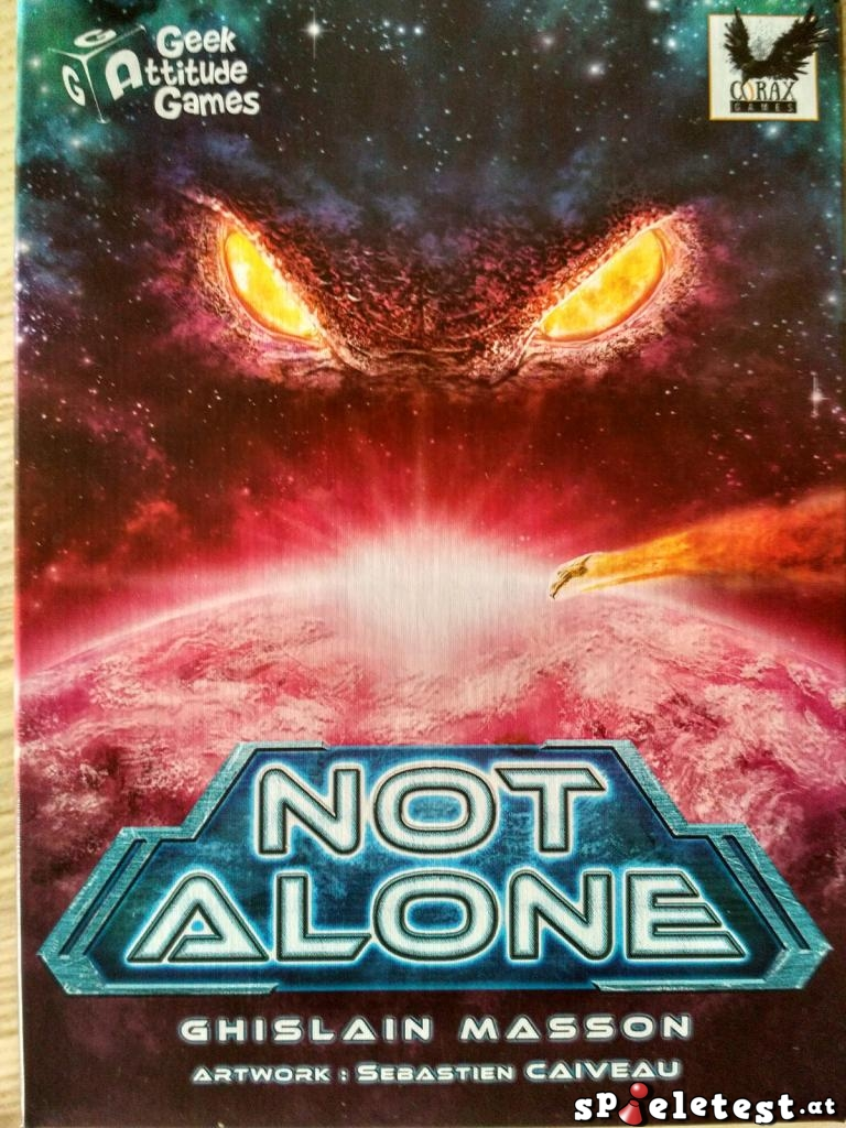 not alone cover