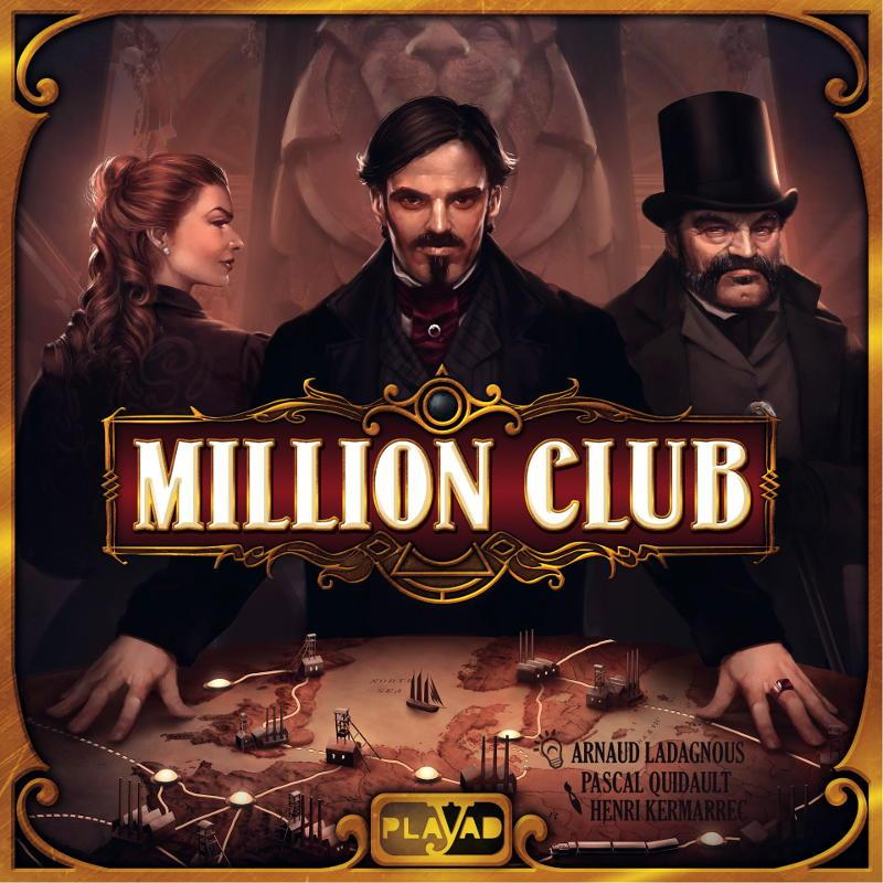 Million Club Cover