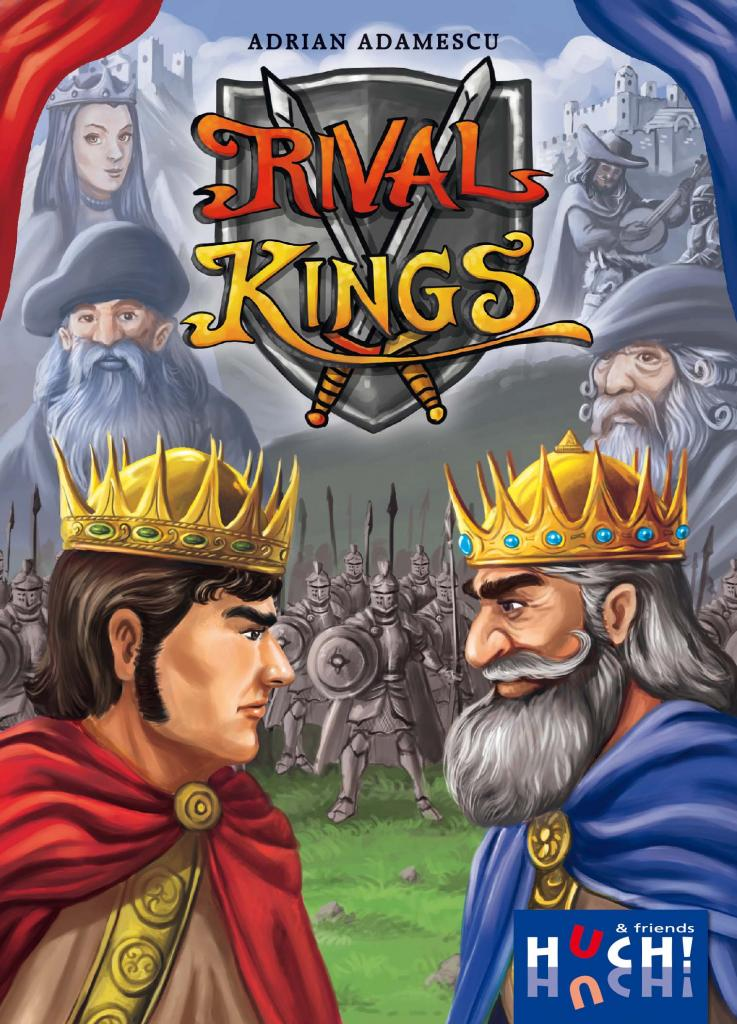 Rival Kings Cover