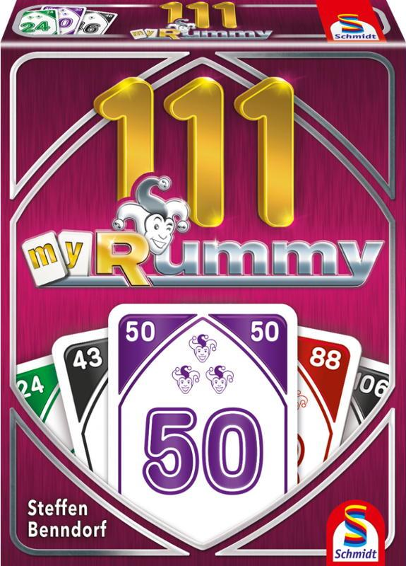 MyRummy 111 - Box