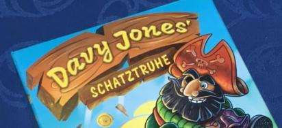 Davy Jones - Schatztruhe