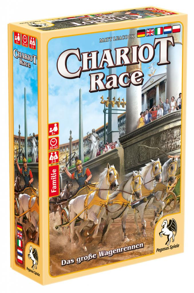 Chariot Race Box
