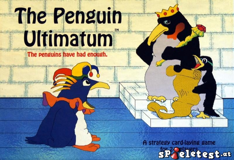The Penguin Ultimatum - Cover