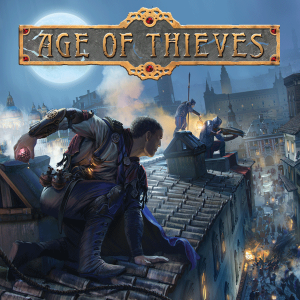 Age of Thieves - Cover