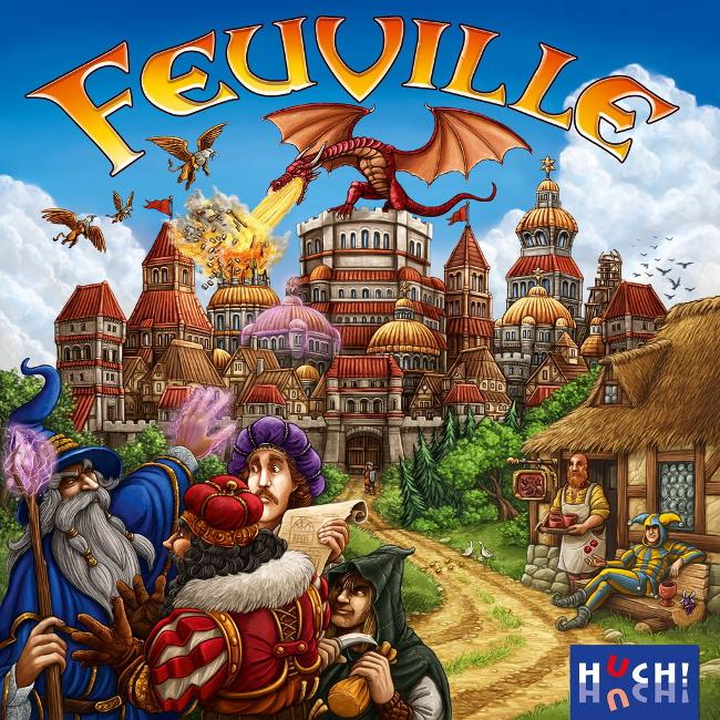 Feuville - Cover