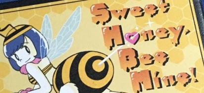 Sweet Honey Bee Mine