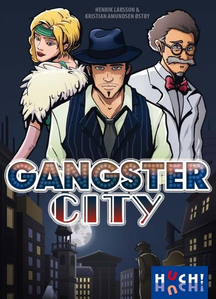 Gangster City - Cover