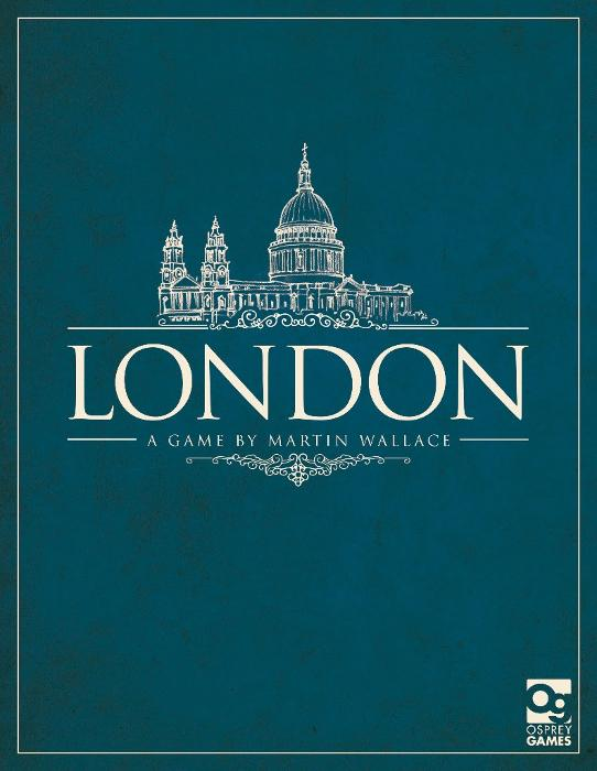 London - Cover