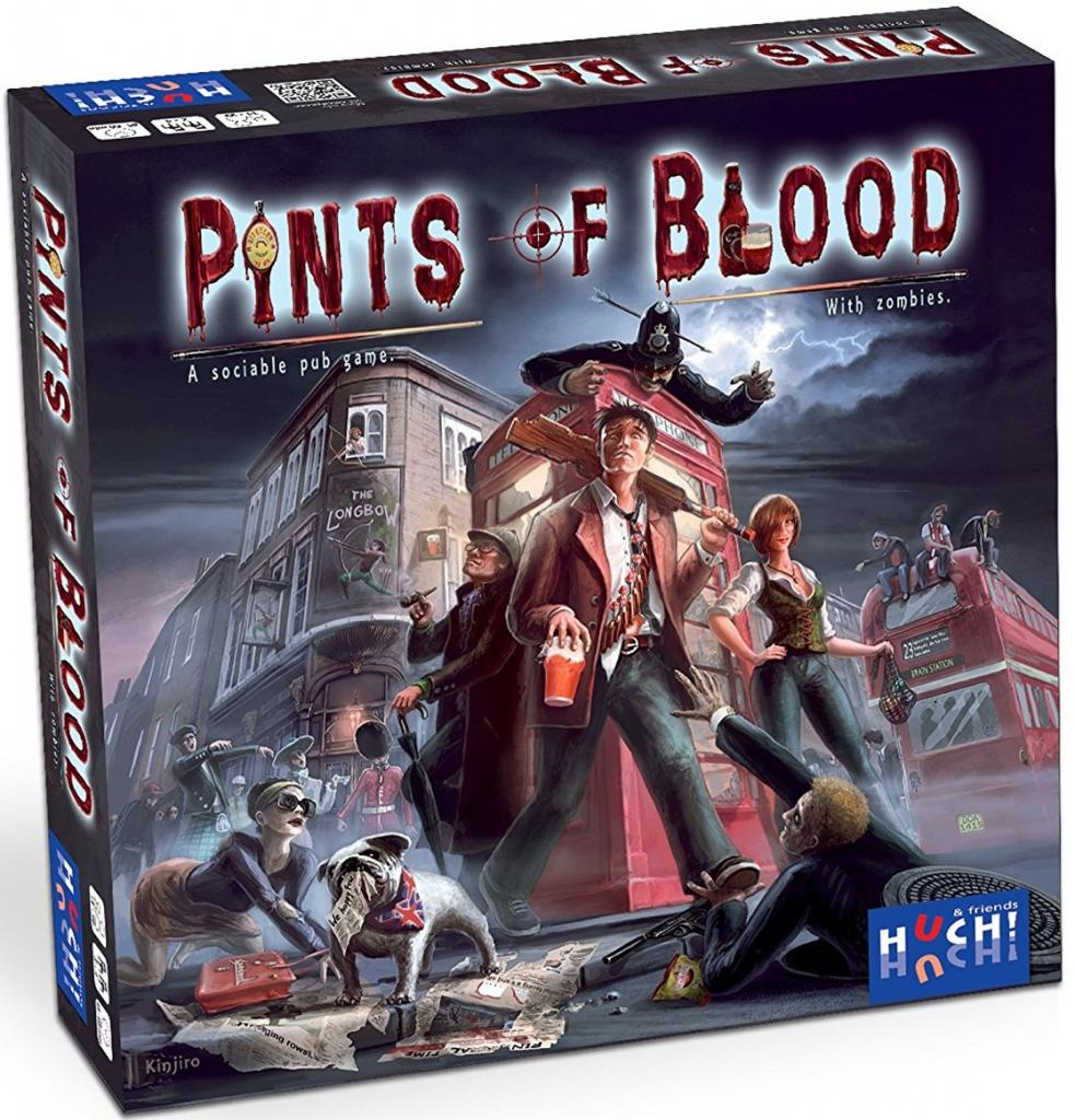 Pints of Blood Box