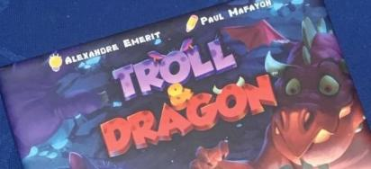 Troll & Dragon