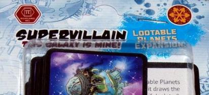 Supervillain - Lootable Planets Expansion