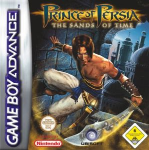 Prince of Persia – Sand of Time (GBA)