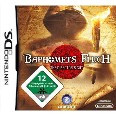Baphomets Fluch – The Director´s Cut DS