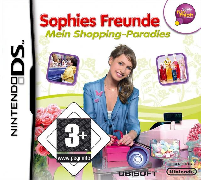 Sophies Freunde – Mein Shopping Paradies