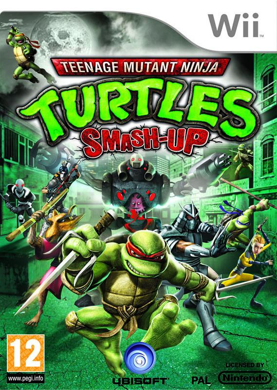 Teenage Mutant Ninja Turtles – Smash-Up