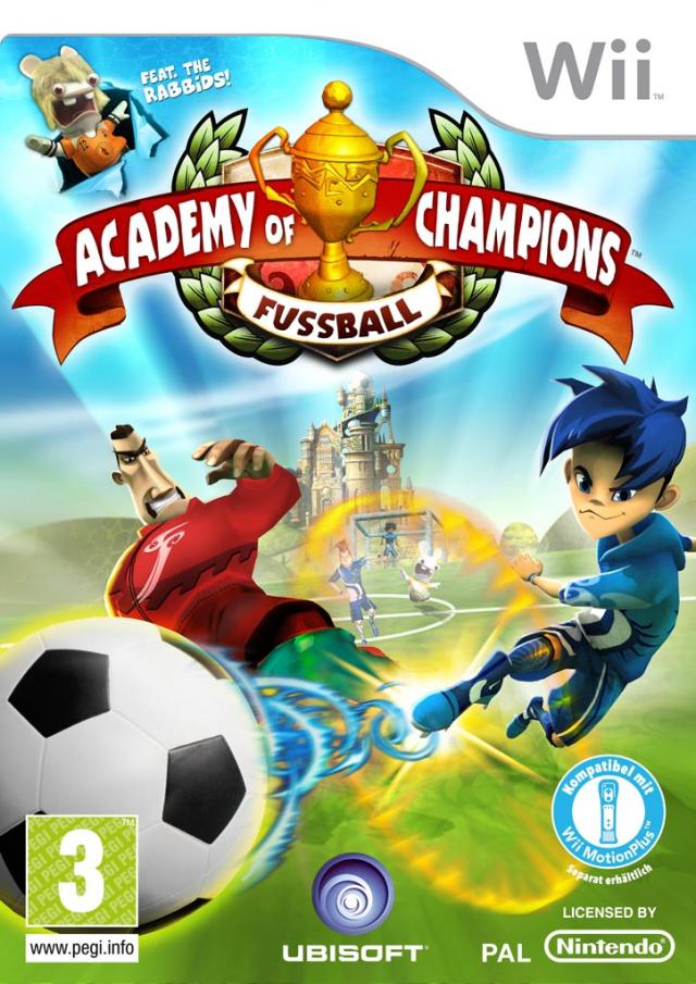 Academy of Champions: Fußball