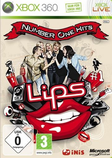 Lips – Number One Hits