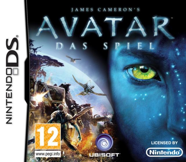 James Cameron's Avatar DS