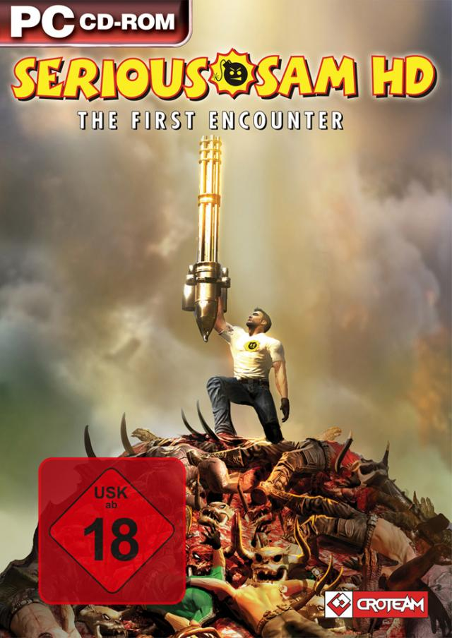 Serious Sam HD – The First Encounter