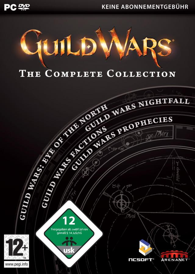 Guild Wars - Complete Collection